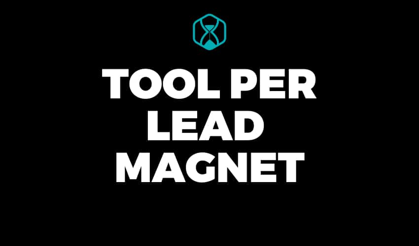 Tool per Lead Magnet - Lifetime Deals Italia