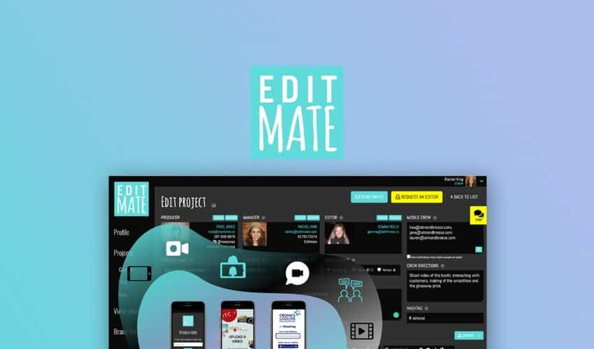 EditMate Lifetime Deal Italia