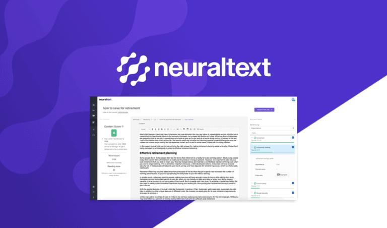 NeuralText Lifetime Deals Italia